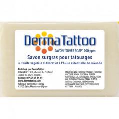 Savon surgras DermaTattoo Agent Colloïdal 200 ppm